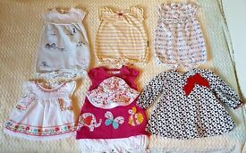 Rompers NEXT, POLARN O.PYRET and others (3-6months)
