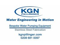 Electrical/mechanical Technical Pump Engineer