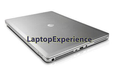 HP LAPTOP 9470m ELITEBOOK FOLIO WINDOWS 10 PRO WIN i5 WEBCAM WiFi 8GB 128GB SSD