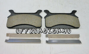 SPI-SEMI-METALLIC-SNOWMOBILE-BRAKE-PADS-POLARIS-INDY-XCR-600-SP-1996-1997-1998