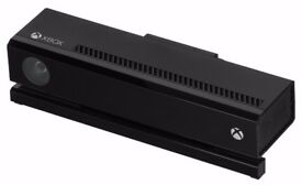Xbox One Kinect Sensor. Youtube Video. Excellent Condition. Rarely Used.