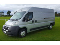 Citroen Relay 35 L3 H2 Enterprise,low mileage (same as Fiat Ducato Peugeot Boxer)Sprinter,Transit,VW