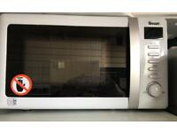 Swan microwave/grill