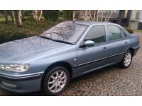 **DIESEL** PEUGEOT 406s HDI(90) 2.0Cc (2004)++12 MONTHS MOT++ EXCELLENT CONDITION