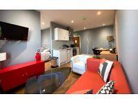 Stylish 1 Bedroom Studio Apartment - NO Deposit £700 - All bills Included