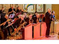 The Supertonics Big Band Swing at Jennett's Park in Bracknell - Sunday 1st October 2017 at 8pm