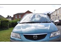 MAZDA PREMACY GXI **MOT MARCH 2018*** SERVICE HISTORY** RECENTLY SERVICED WITH RECEIPTS**