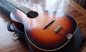 ** SOLD ** Lyon & Healy 6-string, acoustic parlour guitar built in U.S.A around 1930 or so
