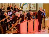The Supertonics Big Swing Band, at Jennett's Park Centre, Bracknell on Saturday 3rd February 2018