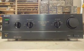 Sony TA-F542E Integrated Stereo Amplifier. 2 x 90W RMS