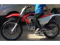 Honda CRF125F Big Wheel 2015/2016 (off-road)