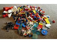 Genuine lego pieces