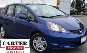 2014 Honda Fit DX-A + LOW KMS + AUTO + A/C + CERTIFIED!