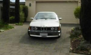 BMW 6-Series 635CSi E24 Auto - 1986 Classic Car