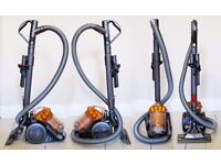 Dyson DC26 Multi Floor with accessories and operating manual - Vacuum Cleaner