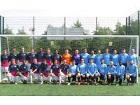 New players wanted, join South London football team, play football in London