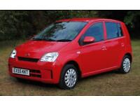 DAIHATSU CHARADE 1.0 EL 5d AUTO 58 BHP Only 2 Previous Owners From New (red) 2005