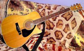 YAMAHA FG-450 SE Acoustic/electric guitar