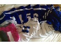 For Sale: Boys and Youth Full Outfield Football Team Strip - Fabulous Condition.