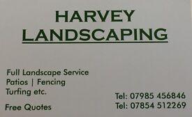 Harvey Landscaping