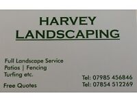 Harvey Landscaping