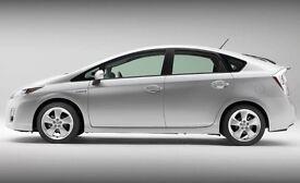 PCO/UBER READY TOYOTA PRIUS CAR HIRE/RENTAL £120/Week