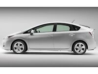 PCO/UBER READY TOYOTA PRIUS CAR HIRE/RENTAL £120 A Week