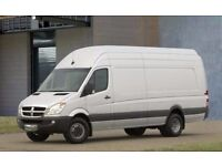 **£25p/h** Reliable Man & Van Removal Services Nationwide