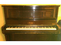 Kemble accoustic piano