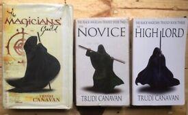 THE BLACK MAGICIAN – Trilogy by Trudi Canavan