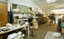 2 great arts crafts studio workshop spaces available soon.Light factory workshops nw10