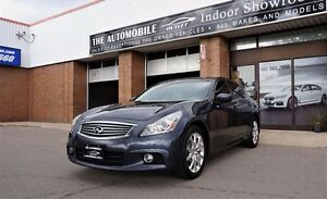 2010 Infiniti G37X  G37xs BACK-UP LEATHER SUNROOF