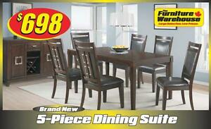 Dining Table Set Deal-Only $698
