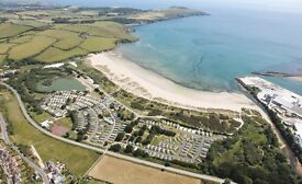 Luxury Static Caravans and Lodges for sale by Par beach in cornwall not Haven or Parkdean.