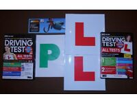 Driving Test Kit