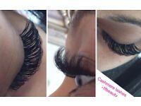 Semi permanent eyelash technician Birmingham and solihull