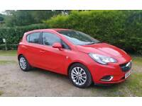 2016 Vauxhall Corsa E 1.4 ecoFLEX Only 5700 miles with Full main dealer service history
