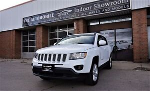 2014 Jeep Compass AWD NORTH NO ACCIDENT