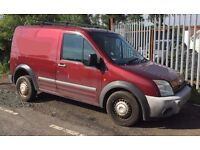 Ford Transit connect petrol/lpg