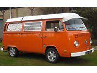 VW T2 Bay Westfalia Camper 1972