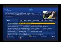 Zgemma h2s with Full iptv HD Box better than Mag Boxes / Android / Smart tv / Fire Stick / Pc