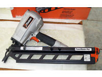 PASLODE PowerMaster Plus 30 degree Strip Nailer (Pneumatic)