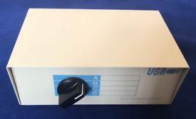 USB Data Switch