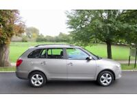 Skoda Fabia 1.6 TDI GreenLine II 5 door Estate MOTd