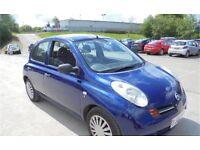 2003 NISSAN MICRA 1.5 DCI FREE DELIVERY FSH