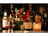 Waiters and Cocktail Bartenders for Well-established Fulham Venue