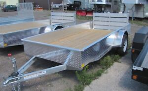 2017 Stronghaul 5.5'x12' ALL ALUMINUM UTILITY TRAILER Order Your