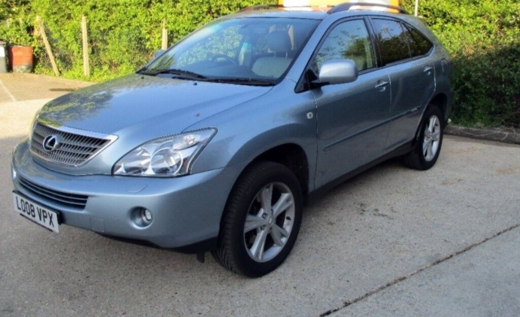 Lexus Rx 400 Hybrid Cream Leather Automatic Beautiful Condition