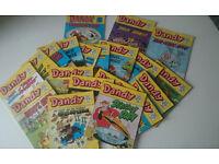 Dandy Comic Library Bundle x19