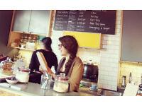 Barista in Haywards Heath for a specialty coffee shop